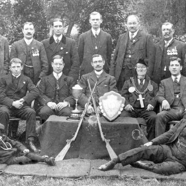 Leamington Spa.  Black Horse Rifle Club
