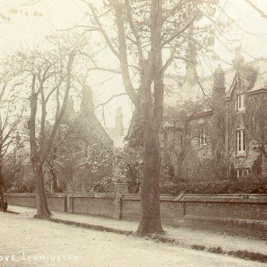 Leamington Spa.  Eastnor Grove