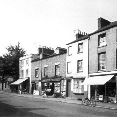 Leamington Spa.  Binswood Street