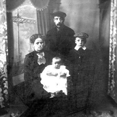 Warwickshire mining family.