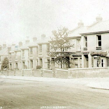 Leamington Spa.  Tachbrook Road