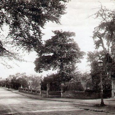 Leamington Spa.  Willes Road