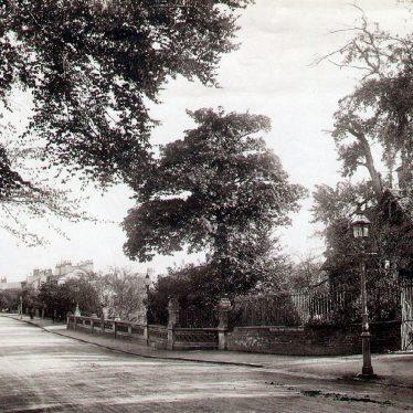 Leamington Spa.  Willes Road