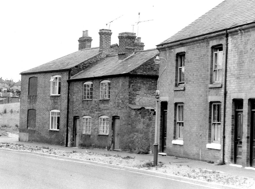 The Kent, Hillmorton.  1961 |  IMAGE LOCATION: (Rugby Library)