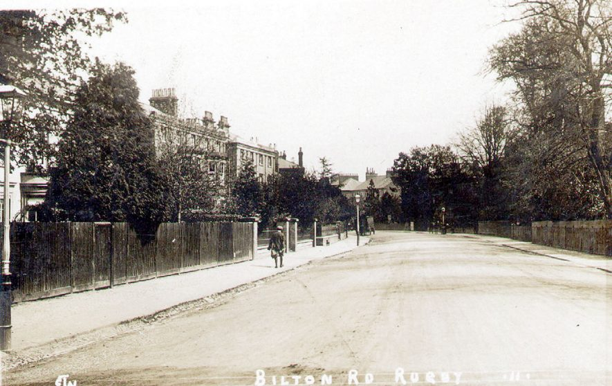 Bilton Road, Rugby.  1911 |  IMAGE LOCATION: (Rugby Library)