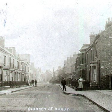 Rugby.  Bridget Street