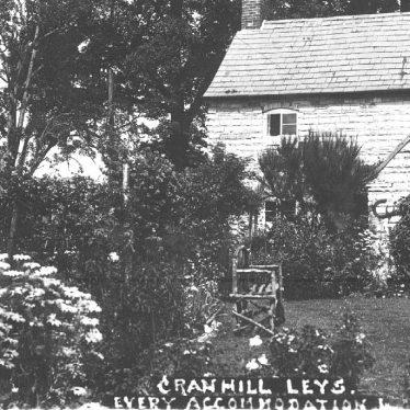 Bidford on Avon.  Cranhill Leys