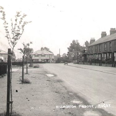 Rugby.  Hillmorton Road