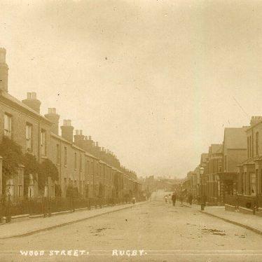 Rugby.  Wood Street
