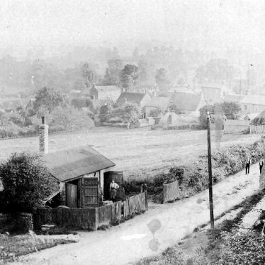 Napton on the Hill.  Hackwell Street