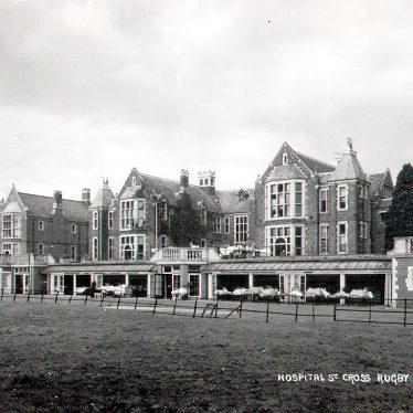 Rugby.  St Cross Hospital