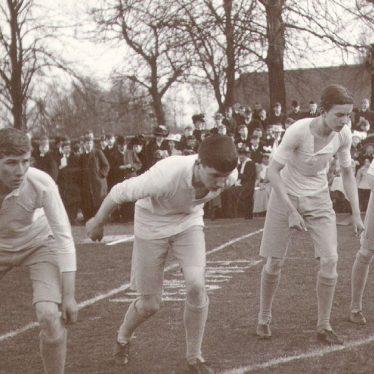 Rugby School.  Sports