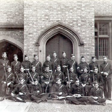 Rugby School.  Volunteer Rifle Corps