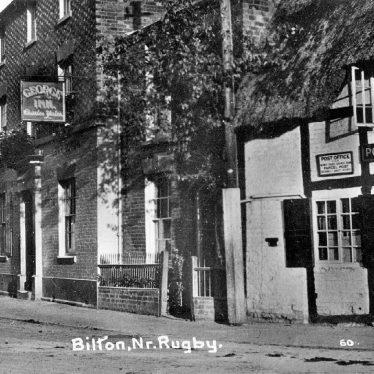 Bilton.  Post Office