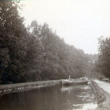 Rugby.  Oxford Canal