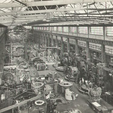 Rugby.  B.T.H. turbine factory