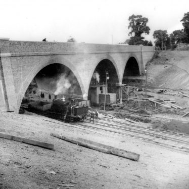 Hillmorton.  Great Central Railway bridge