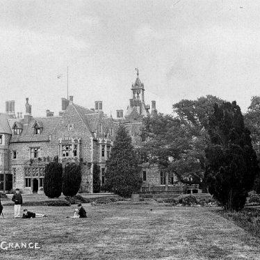 Bilton Grange.