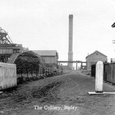 Binley Colliery.