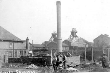 Binley Colliery