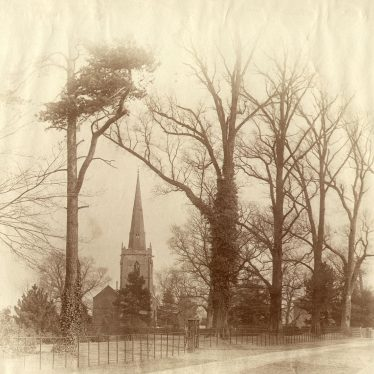 Bilton.  St Mark's Church