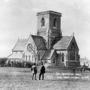 Rugby.  Holy Trinity Church