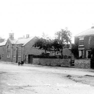 Hillmorton.  County School