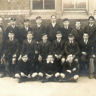 Rugby.  Murray School cricket team