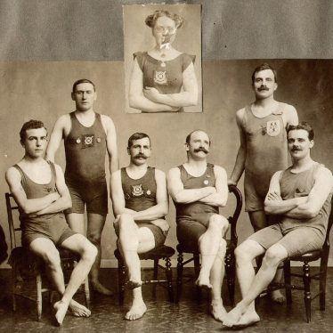 Rugby.  Swimming and Life Saving Society