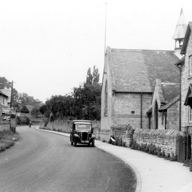 Binton.  School