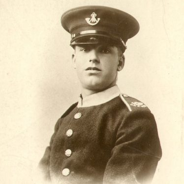 Rugby.  Lance Corporal F.E. Boyes