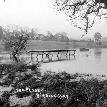 Birdingbury.  Floods
