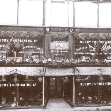 Rugby.  Goodlys Furnishing Company