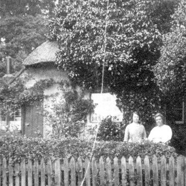 Bishops Tachbrook.  Vicarage Road