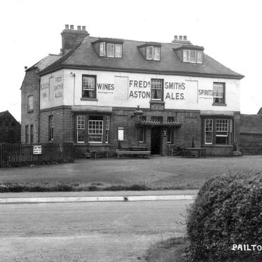 Pailton.  Plough Inn