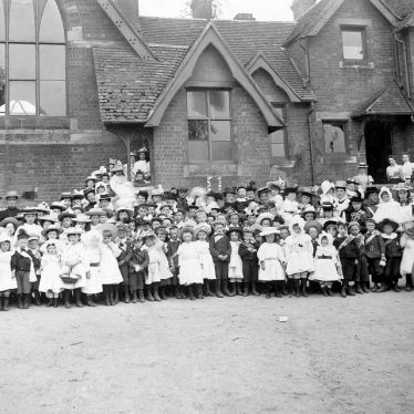 Bishops Tachbrook.  School