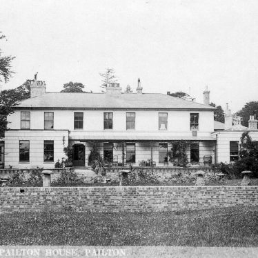 Pailton.  Pailton House