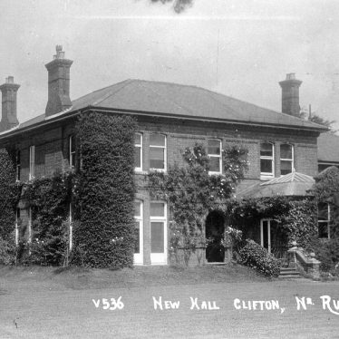 Clifton upon Dunsmore.  New Hall