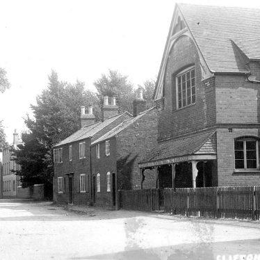 Clifton upon Dunsmore.  Townsend Memorial Hall