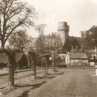 Warwick.  Castle