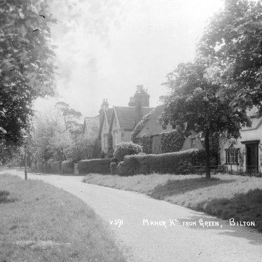 Bilton Manor.