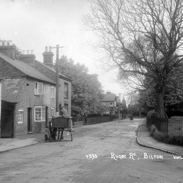 Bilton.  Rugby Road