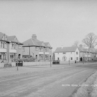 Bilton.  Bilton Road