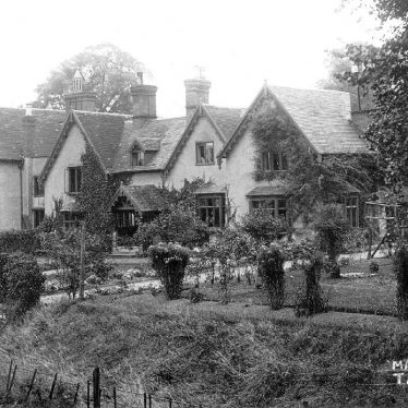 Bishops Tachbrook.  Manor