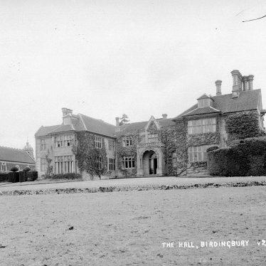 Birdingbury Hall.