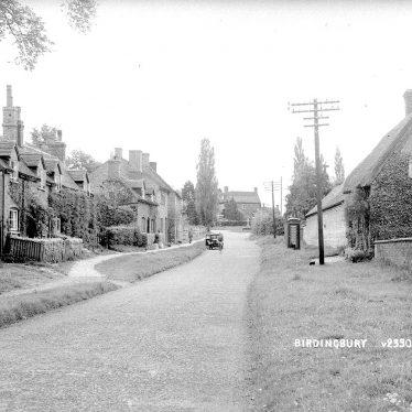 Birdingbury.  Main Street