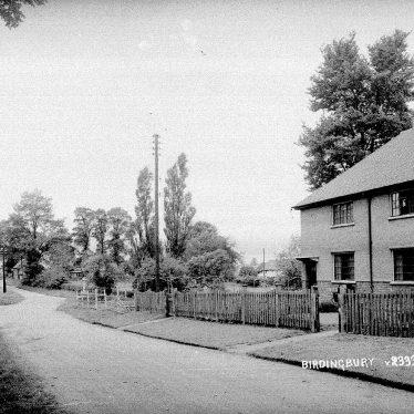 Birdingbury.  Street scene