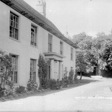 Birdingbury.  Rectory