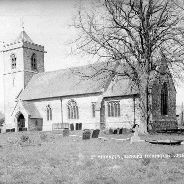 Bishops Itchington.  Church