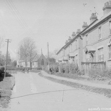 Bishops Itchington.  Street scene